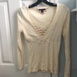 Tommy long sleeve blouse